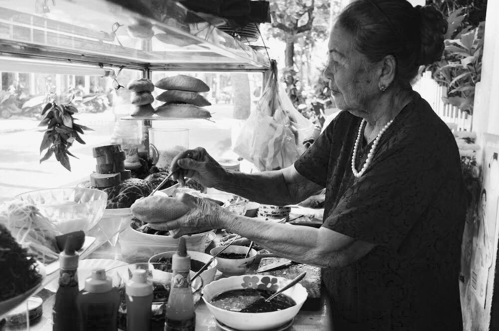 Madam Khanh: The Bánh Mí Queen.